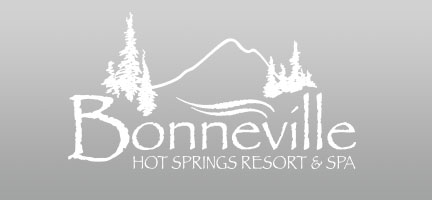 Bonneville Hot Springs logo