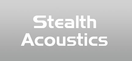 Stealth Acoustics logo