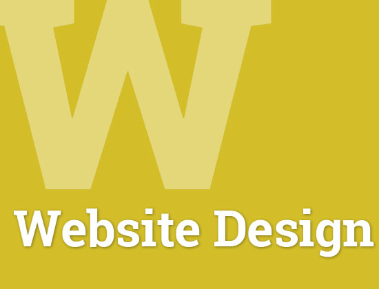 Web design graphic